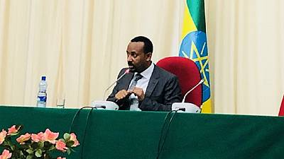 Ethiopia gets 'Ministry of Peace, as Abiy cuts down cabinet