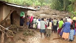 Ugandans criticise gov't after Bududa landslide kills at least 40