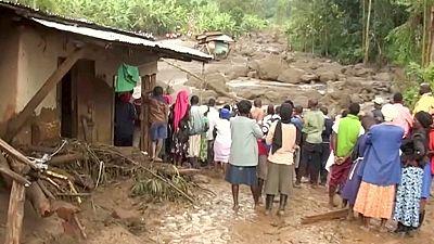 Ugandans criticise gov't after Bududa landslide kills at least 40