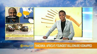 Tanzanie : un jeune milliardaire kidnappé [The Morning Call]
