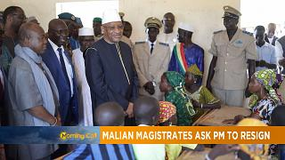 Mali: Magistrates call for the resignation of PM [The Morning Call]