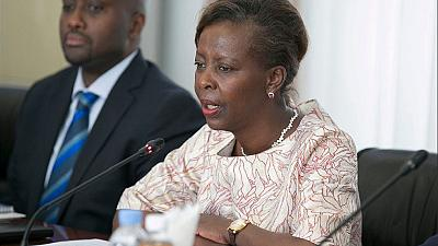 Rwanda's Louise Mushikiwabo is new Secretary-General of La Francophonie