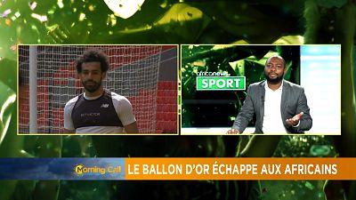 Ballon d'Or keeps eluding African stars [Sport]