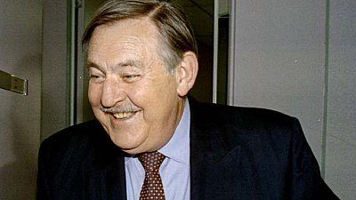 Pik Botha, apartheid-era minister, dies in South Africa