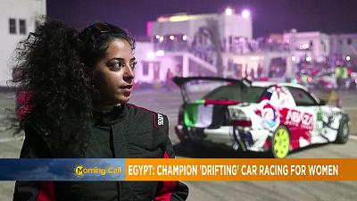 Champion 'drifting' car racing for women [The Morning Call]
