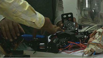 Expositions d'innovations technologiques en Libye