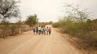 Eritrea-Ethiopia border crossing: women, children form 90% - ACAPS