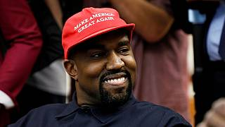Video: Kanye West confirms trip to Uganda