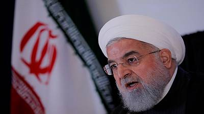 Hassan Rouhani: U.S. wants regime change in Iran