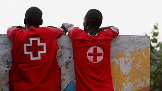 Red Cross begs Islamic State over planned execution of health workers