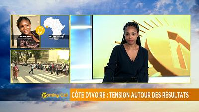 Cote d'Ivoire: Tensions after local polls [The Morning Call]