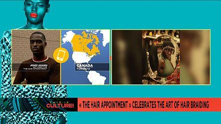 """""""The Hair Appointment"""" célèbre l'art des tresses africaines"""