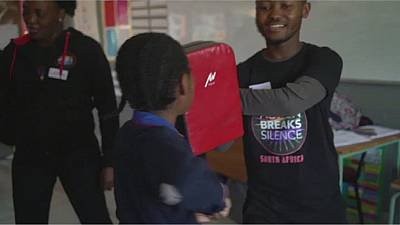 Soweto schoolgirls get training to fight off rapists
