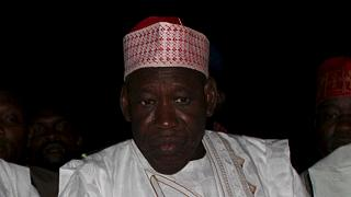 Nigerian governor in viral video allegedly taking dollar bribes