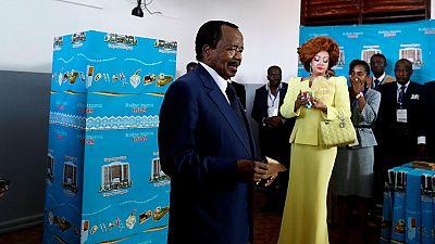Au Cameroun, les résultats controversés de la CNR donnent Biya vainqueur