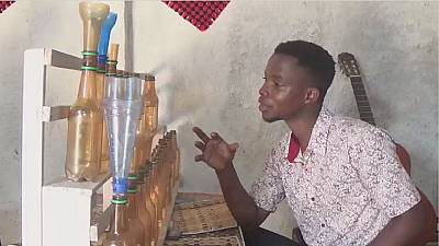 "Un instrument musical ""made in burundi"""