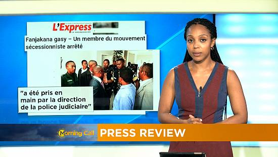 Press Review of October 16, 2018 [The Morning Call]