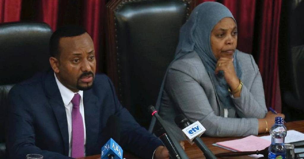 Female appointees form half of Ethiopia's new cabinet
