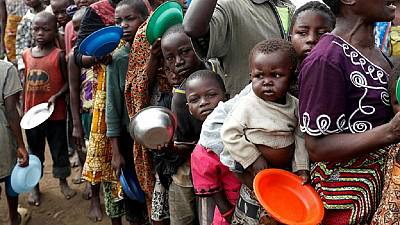 Hunger rising in Africa after prolonged decline: WHO on World Food Day