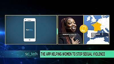 App-Elles: The app helping women and girls to stop sexual violence