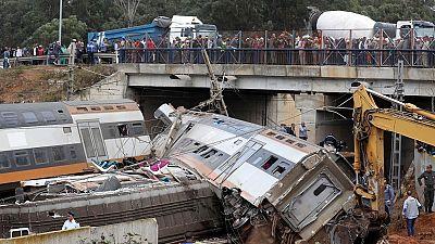 Maroc : au moins 6 morts et 86 blessés dans un déraillement de train