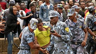 Ethiopia frees 1,174 detainees held over Addis Ababa violence