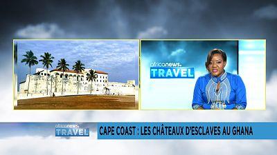Cape coast : les châteaux d'esclaves du Ghana