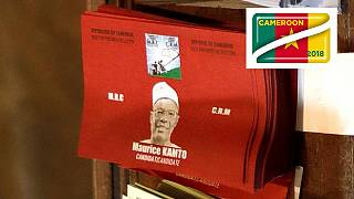 Kamto: Ex-Biya appointee 'disturbing' Cameroon presidential polls
