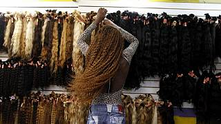 Hairy deal: Liberia finance ministry bans wigs, coloured hair