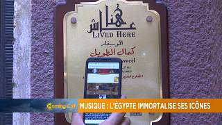 Egypt: Initiative immortalizes cultural icons [The Morning Call]