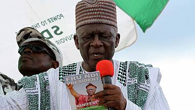 Cameroon separatists attack veteran opposition chief Fru Ndi