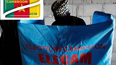 Cameroon opposition candidate says October 7 election was 'apartheid'