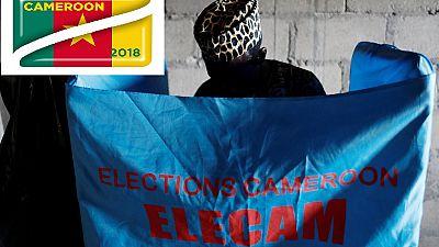 Présidentielle au Cameroun : rejet de la requête de l'opposant Kamto