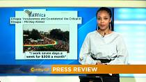 Press Review of October 19, 2018 [The Morning Call]