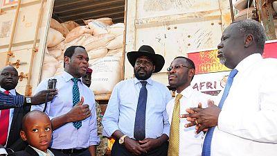 S. Sudan frees political prisoners: Machar urges gov't on peace deal