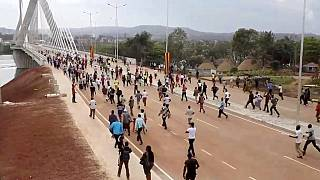 Thousands race to witness new Nile Bridge in Uganda