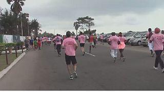 Au Congo, la saison d'athlétisme a démarré en grande pompe