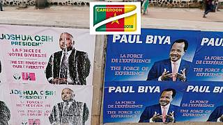 Cameroon presidential results expected on October 22 – Info Minister