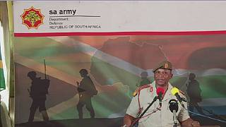 South Africa's army chief says budget cuts hampering peacekeeping missions