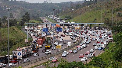 Afrique du Sud : 27 morts dans un accident de la route