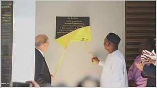 Ouagadougou: opening of youth centre