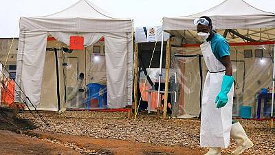 U.S. official optimistic Congo Ebola outbreak can be controlled