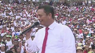 Ravalomanana lance sa campagne électorale