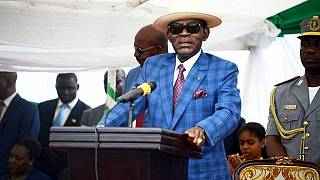 Présidentielle au Cameroun: félicitations d'Obiang Nguema au candidat Biya