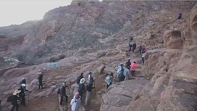 Egypt needs tourists - South Sinai Governor