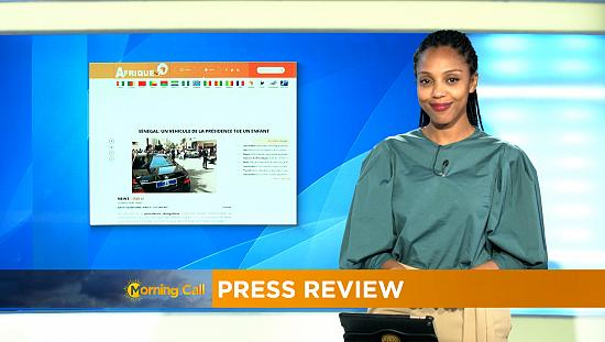 Press Review of October 22, 2018 [The Morning Call]
