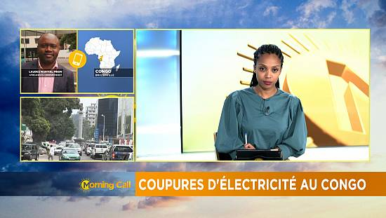 Power outage in the Republic of Congo [The Morning Call]