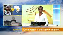 DRC: Journalists in trouble [The Morning Call]