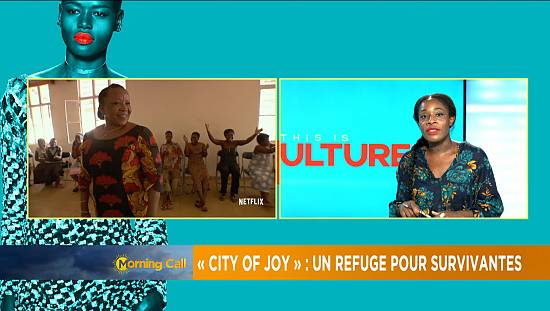 """""""Mama Congo"""" and """"City of Joy"""" show another face of the DRC [This is Culture - TMC]"""