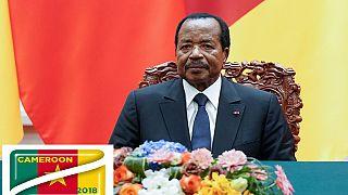 Présidentielle au Cameroun : Paul Biya réélu avec 71,28% (officiel)